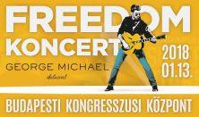 FREEDOM koncert - George Michael dalaival