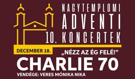 Charlie70 - Nézz az Ég felé, Vendége: Veres Mónika Nika