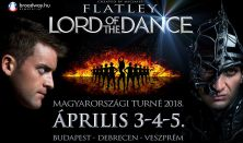Flatley: LORD OF THE DANCE 2018 - DANGEROUS GAMES - zárt