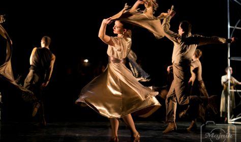 A túloldalról - A Magyar Állami Népi Együttes táncművészeinek alkotói estje