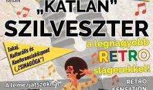 """""""Katlan Szilveszter"""" - a legnagyobb retro slágerekkel"""