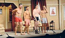 Négy meztelen férfi
