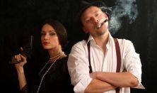 Rejtélyes vacsora pároknak-Szerepjáték Est országszerte