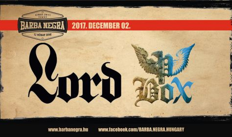 Lord - P. Box