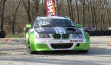 BMW E46 AC Schnitzer Versenyautó drift vezetés 25 perc