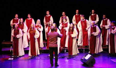 Adventi Koncert - Lumen Christi Gospel Kórus