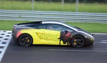 Lamborghini Gallardo autóvezetés DRX Ring 2 kör+Ajándék Videó