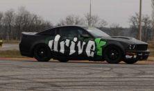 Ford Mustang GT 450 LE autóvezetés DRX Ring 2 kör+Ajándék Videó