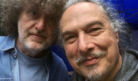 Bornai Tibor és Laár András
