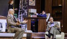 A forgatókönyv (Ron Hutchinson) - prózai színpadi előadás