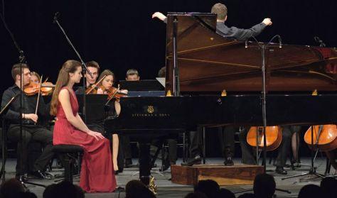 Variációk Konzira 2. - A Konzi szimfonikus zenekara és versenygyőztesei