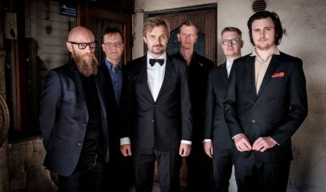 New Jazz from Finland-Gourmet (FIN)
