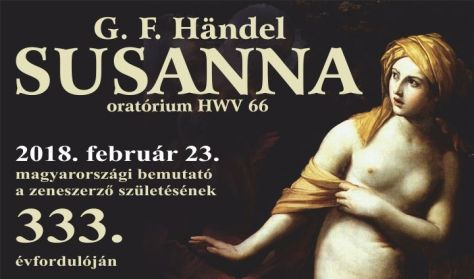 G. F. HANDEL: SUSANNA