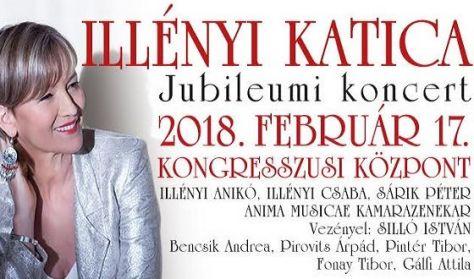 Illényi Katica Jubileumi koncert