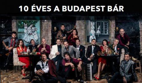 10 éves a Budapest Bár - vendég: Presser Gábor