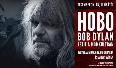 Hobo: Lassú vonat - Bob Dylan-est