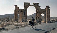Palmyra, a sivatag királynője (Szíria) | Óvári Árpád