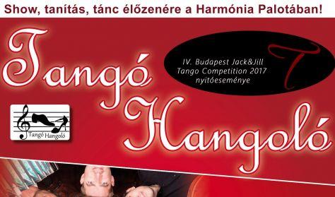 IV. Budapest Jack & Jill Tango Competition 2017 - Tangó Hangoló