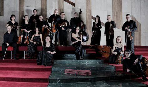 Fővárosi Palotakoncertek - 1. koncert - Hegedűvarázs