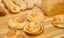 FŐZŐTANFOLYAM: Mindennapi kenyerünk - haladó kenyérsütő tanfolyam Novacsek Áronnal