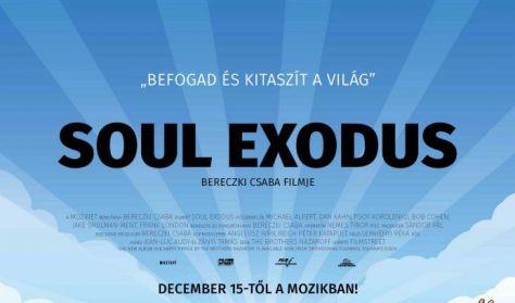 Hanuka-délutáni filmvetítés: Soul Exodus