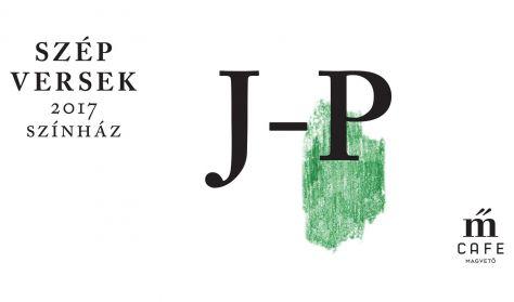 Szép versek színház J-P