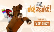 MineCinema második hétvége - VIP