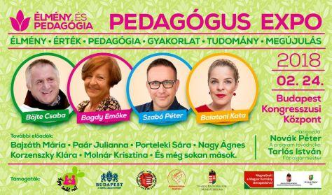 Pedagógus Expo 2018.
