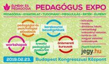 Pedagógus Expo 2019.
