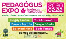Pedagógus Expo 2020.