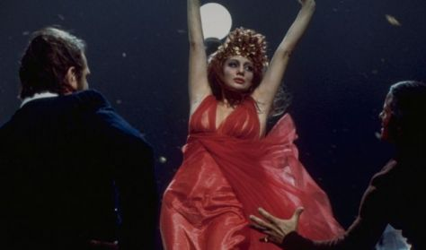 Római anzix: Fellini Rómája
