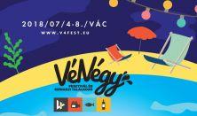 VéNégy Fesztivál 2018.07.08.
