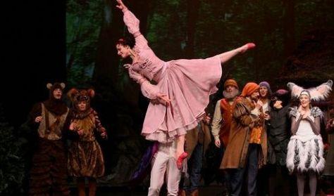 Pécsi Balett: Hófehérke és a hét törpe - zenés, táncos színpadi előadás