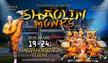 SHAOLIN - The Mystical Secret of The SHAOLIN MONKS