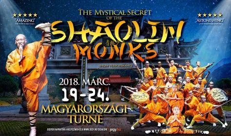 SHAOLIN - The Mystical Secret of The SHAOLIN MONKS