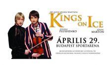 Art Anzix Színház bemutatja - Edvin Marton & Evgeni Plushenko: KINGS ON ICE
