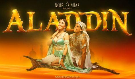 Aladdin mesejáték egy részben