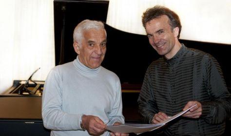 Vladimir és Vovka Ashkenazy zongoraestje, MVM Koncertek – A Zongora – 2019