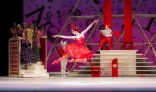 Royal Opera House - Joby Talbot: Alíz Csodaországban (Közvetítés a londoni Royal Operaházból)