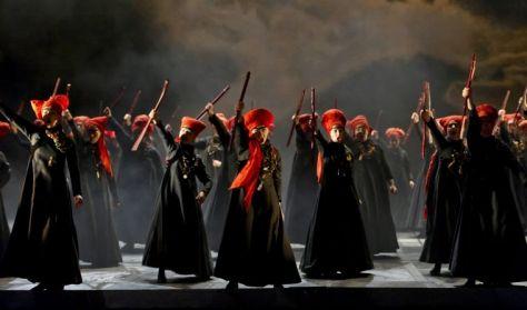 Royal Opera House - Verdi: Macbeth (Közvetítés a londoni Royal Operaházból)