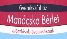Manócska Bérlet: Erdők könyve