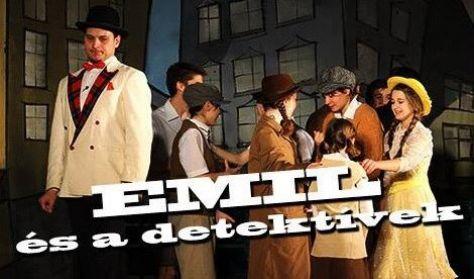 Gulliver Bérlet: Emil és a detektívek