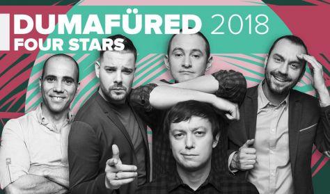 Four stars - Csenki Attila, Kiss Ádám, Kovács András Péter, Szomszédnéni Produkciós Iroda
