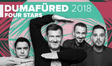 Four stars - Benk Dénes, Felméri Péter, Hadházi László, Kiss Ádám