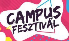 Campus Fesztivál 2019 KEMPINGJEGY