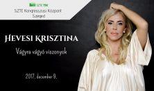 Dr. Hevesi Krisztina előadása Szegeden