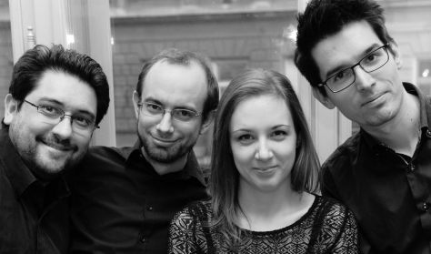 A jól hangolt vonósnégyes - A Classicus Quartet sorozata - bevezető koncert
