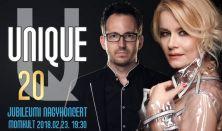 UNIQUE 20 | Jubileumi Nagykoncert