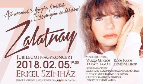 Zalatnay 70 - jubileumi nagykoncert - Édesanyám emlékére