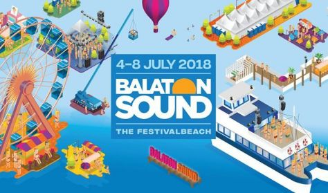 Balaton Sound / Vasárnapi VIP napijegy - július 8.
